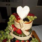 Keswick Cheese Deli Wedding Cake