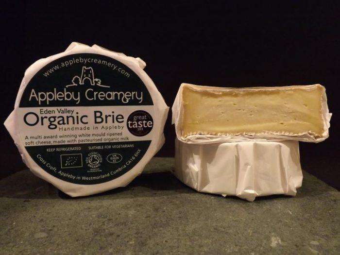 Eden Valley Organic Brie