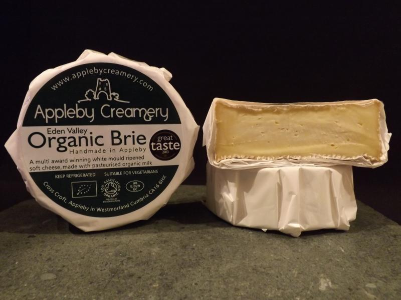 Eden Valley Organic Brie