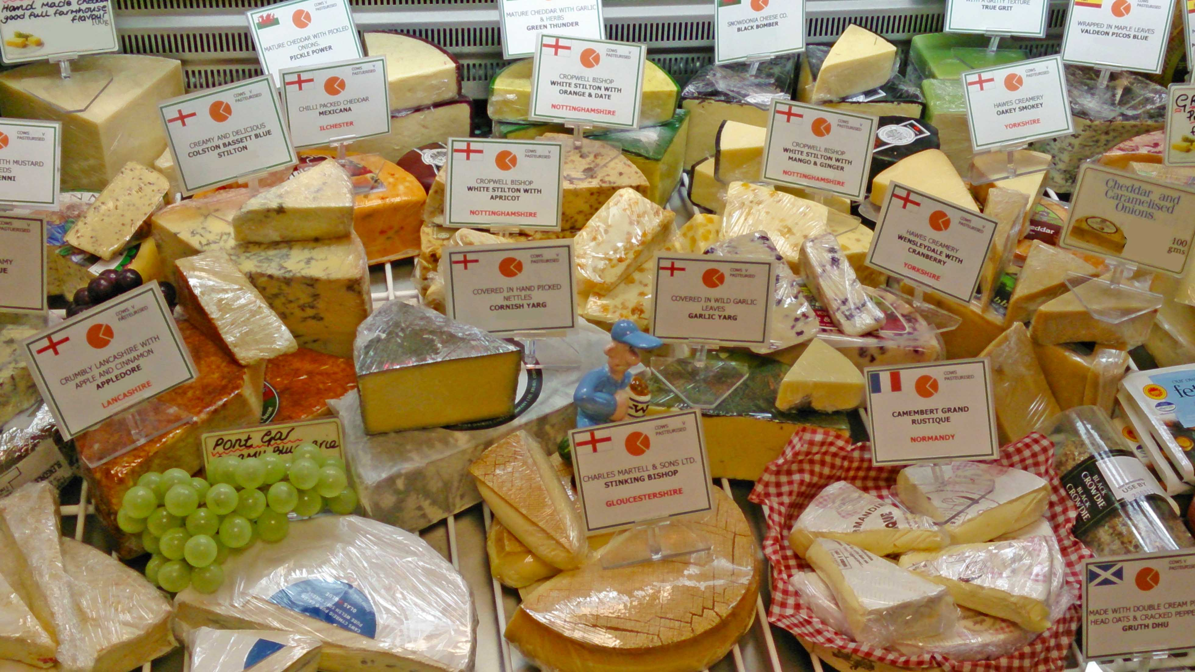 Keswick Cheese Deli Counter