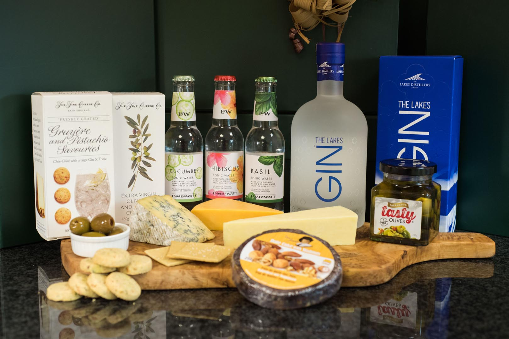 Cheese Deli Gift Hamper