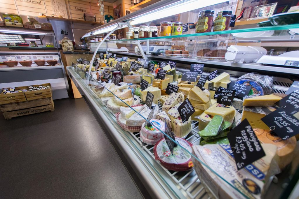 Keswick Cheese Deli Counter